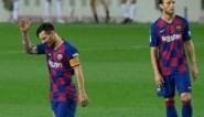 Afgang voor Barcelona: terwijl Real kampioen speelt, verliezen Messi en co thuis tegen tien man van Osasuna