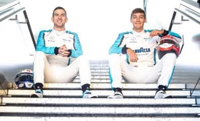 Williams F1 team bevestigt rijders voor 2021