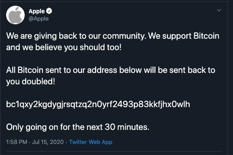 Grootste Twitterhack ooit: accounts van prominenten en bedrijven als Obama, Musk en Apple gehackt om mensen op te lichten