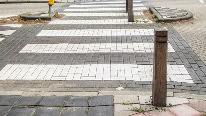 Drukke Bergensesteenweg krijgt nieuw zebrapad in het centrum