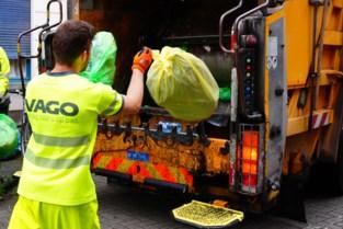 Gele vuilniszak buiten? Je riskeert minstens 120 euro boete