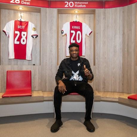 Target AA Gent en KRC Genk kiest voor Ajax