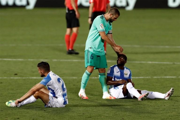 Adnan Januzaj schiet Real Sociedad naar Europa League met vrije trap, Real Madrid sluit seizoen af met gelijkspel