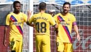 Misnoegde Lionel Messi maakt statement op laatste speeldag La Liga: twee goals en recordassist