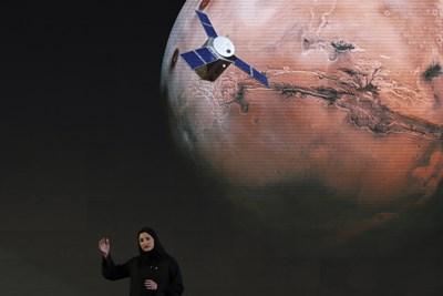 Verder op zoek naar marsmannetjes? Drie nieuwe missies richting Mars komende weken