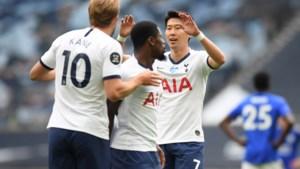 Leicester City dreigt Champions League-ticket kwijt te spelen na kansloze nederlaag op het veld van Tottenham