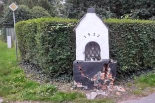 Sokkelkapelletje haalt eeuwfeest niet