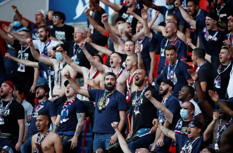 """Ultra's van PSG reageren op kritiek na oefenwedstrijd tegen Waasland-Beveren: """"Er was geen slechte wil van onze kant"""""""