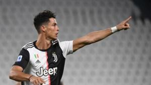 Cristiano Ronaldo wijst Juventus de weg tegen Lazio en heeft topschutterstitel in het vizier