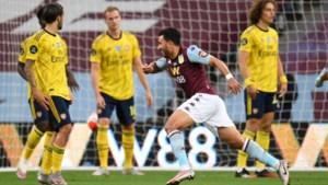 Arsenal ziet kansen op Europees voetbal slinken na pijnlijke nederlaag tegen degradatiekandidaat Aston Villa