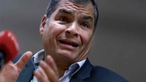 Ecuadoraans gerecht bevestigt acht jaar cel voor ex-president Correa, die in België woont