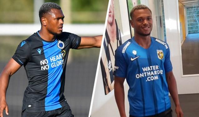 Club Brugge laat aanvaller Loïs Openda op huurbasis naar Vitesse vertrekken