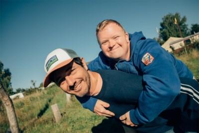 De queeste naar het ijsje: Dieter Coppens en Kevin gaan 'Down the sea'