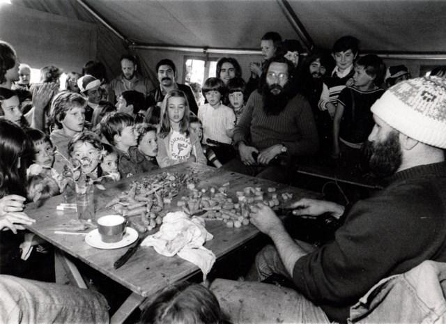 De man die de Vlasmarkt op de kaart van de Gentse Feesten heeft gezet