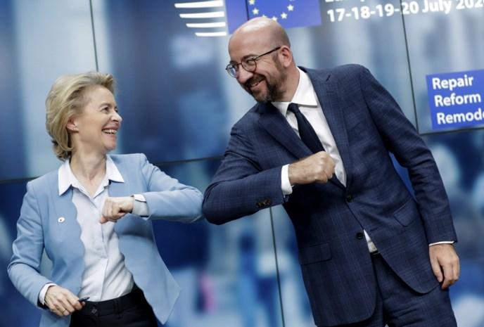 EU vindt 750.000.000.000 euro coronahulp: wat krijgt België? En waarom duurde het zo lang?