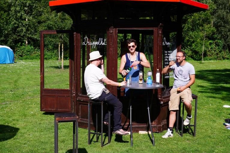 Druppelkot van Gentse Feesten vindt achterpoortje: camping Blaarmeersen