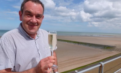 Hoe kan je aan een fles champagne zien hoe lang die nog houdbaar is?
