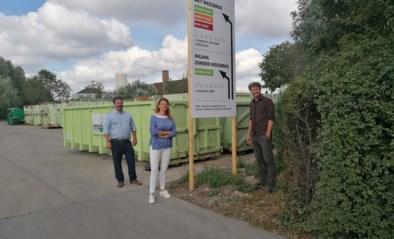 Iedereen mag naar containerpark in Harelbeke