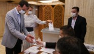 Partij Assad wint Syrische verkiezingen