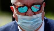 Prins Laurent gaat in de fout met mondmasker, maar hij is niet de enige