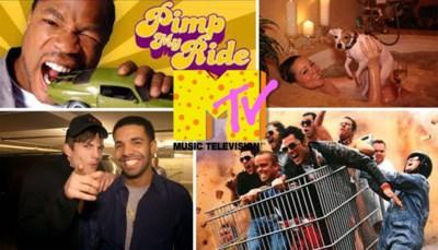 In bad met Mariah Carey, autoknutselen met Xzibit en de strapatsen van 'Jackass': MTV haalt geschifte series van vroege jaren 2000 van stal