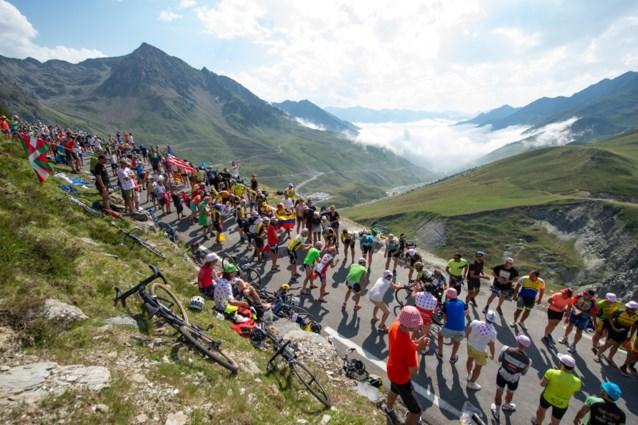De organisatie van de Tour krijgt vorm: rondreizend labo en urgentieverpleging