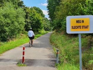 Populaire maar hobbelige fietsverbinding krijgt nieuw asfalt