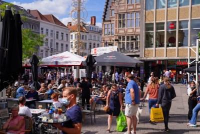 Coronabesmettingen stijgen lichtjes in Gent, maar voorlopig geen 'Gentse Feesten-effect'