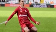 Antwerp ziet met Alexis de Sart een belangrijke pion uitvallen voor de bekerfinale