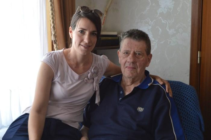 """Katia (35) zoekt bijzondere foto voor dementerende opa Jozef (79): """"Drie keer per dag praat hij over Mina, elke keer met tranen in de ogen"""""""