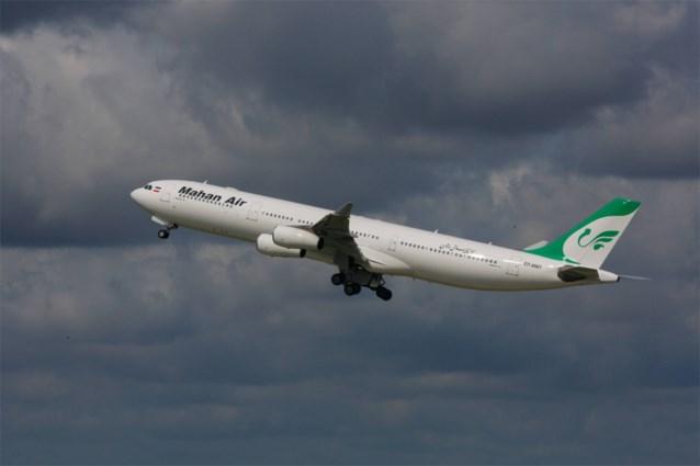 Iraans passagiersvliegtuig moet uitwijken voor Amerikaanse straaljager boven Syrië