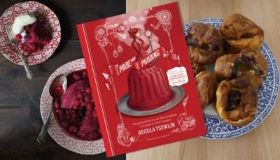 GETEST. Britse pudding maken met het kookboek van 'Bake Off'-jurylid Regula Ysewijn
