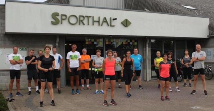 Joggingclub Zwalm hervat de trainingen
