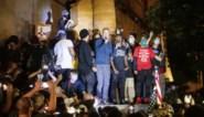 """Burgemeester Portland tijdens demonstratie door agenten bestookt met traangas: """"Moeilijk om adem te halen"""