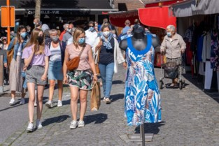 Verplicht mondmasker dragen in stadscentrum Lier en Mechelen