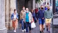 """Overal mondmaskers in Gentse binnenstad: """"Het lijkt hier wel Peking"""""""