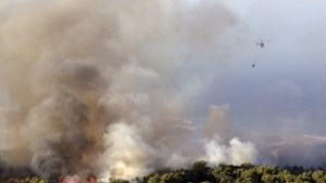 Brandweerman sterft bij bestrijden van bosbrand in Portugal
