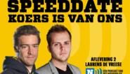 """SPEEDDATE DE KOERS IS VAN ONS. Laurens De Vreese XL: """"Tijdens de lockdown heb ik een marathon gestapt. In de stront, bleek achteraf"""""""