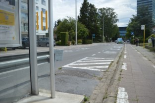 Chauffeur (35) onder invloed parkeert op busstrook
