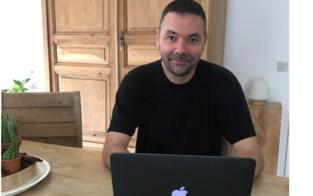 """Dieter ontwikkelt 'BubbelApp' voor horecazaken: """"Zo kunnen uitbaters makkelijk hun klanten registreren"""""""