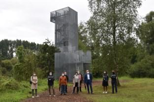 """Vijftien meter hoge uitkijktoren geopend in Puyenbroeck: """"Nieuw herkenningspunt op domein"""""""