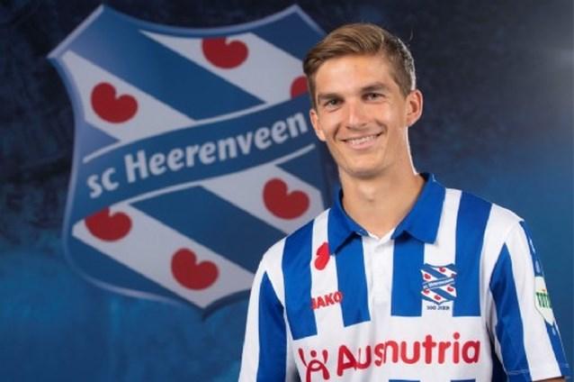 """Anderlecht verhuurt jeugdinternational Sieben Dewaele aan Heerenveen: """"We volgen hem al geruime tijd"""""""