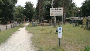 Camping De Schuur weert bezoekers van domein tot 1 september