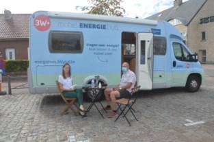 Het Mobiele Energiehuis staat in Steenhuffel