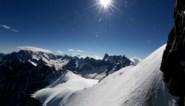 Drie Belgen in ziekenhuis na val in  kloof Mont Blanc