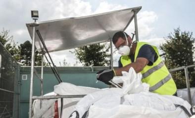 Mondmasker verplicht op recyclageparken