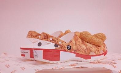 KFC komt met Crocs die naar kip ruiken