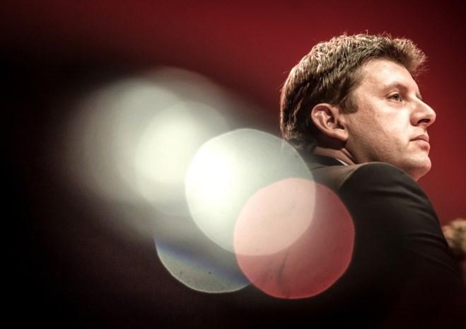 De voorzitter van nederlagen en tegenslagen: John Crombez zegt vaarwel tegen de Wetstraat