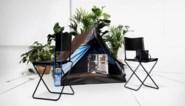 Kamperen in een tent van Louis Vuitton? Dat is dan 70.000 euro