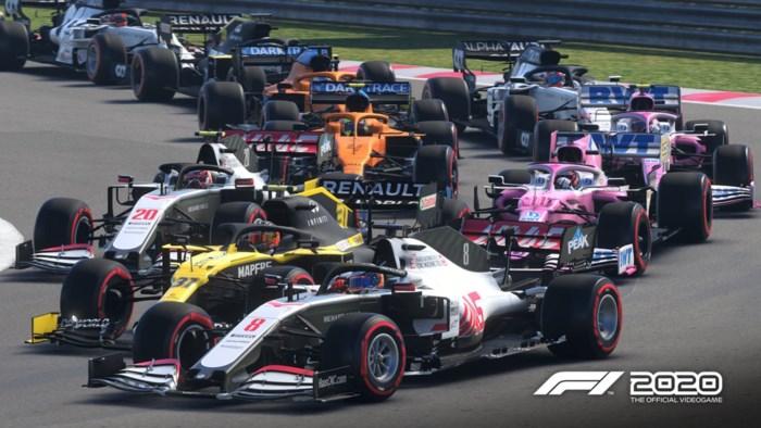 RECENSIE. 'F1 2020': Verdomd goeie racer ****